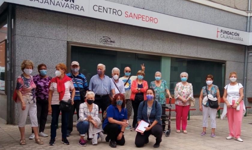 Nuevas actividades seguras desde los centros de mayores