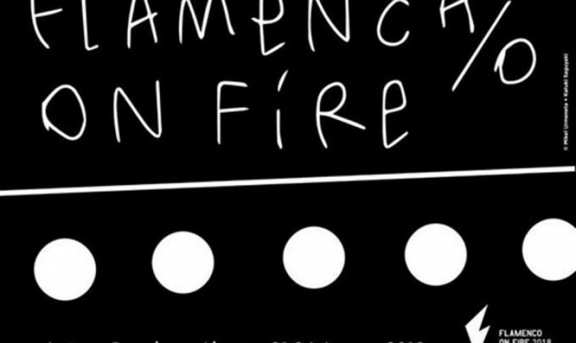 Flamenco on fire 2018