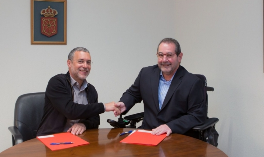 Acuerdo con Nasuvinsa para la creación de vivienda en alquiler