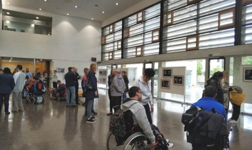 """Exposición """"Tal día como hoy"""" en Civican"""