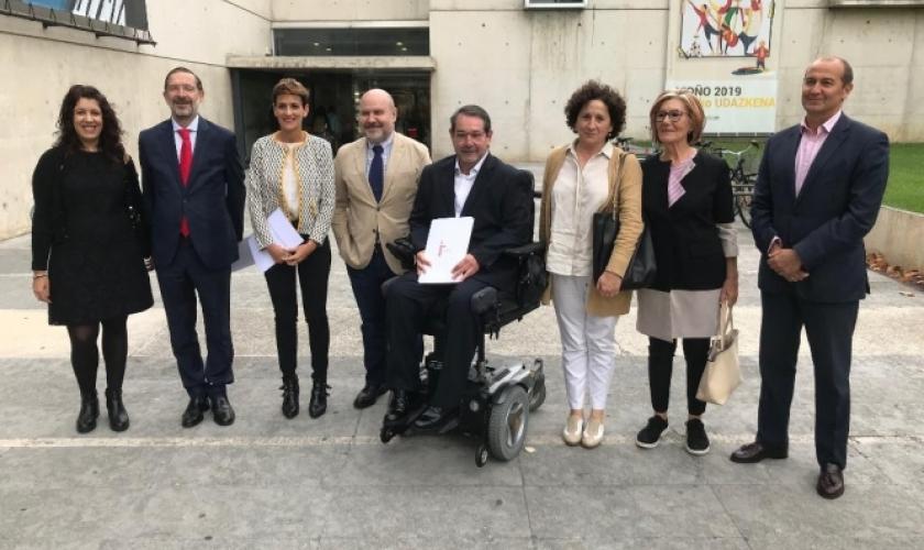 """""""Avanzando en la inclusión, balance de logros alcanzados y agenda pendiente en el Derecho español de la Discapacidad"""""""
