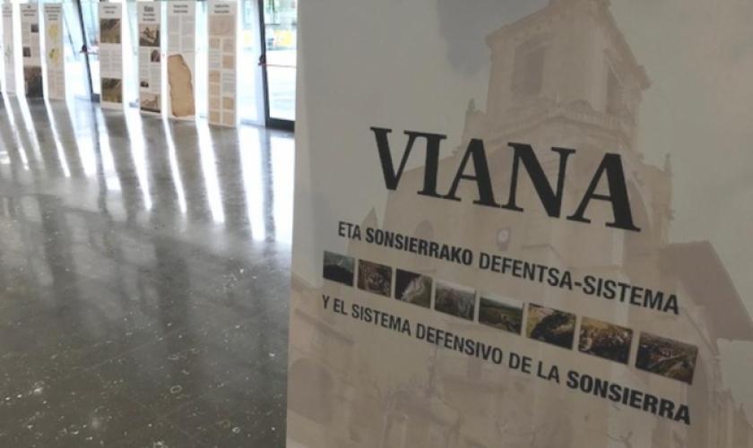 Viana y el sistema defensivo de la Sonsierra