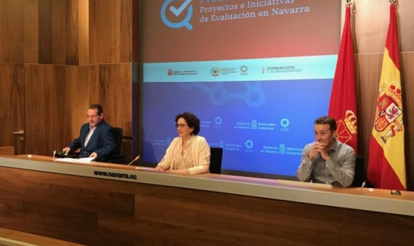 Premio sobre Proyectos e Iniciativas de Evaluación en Navarra