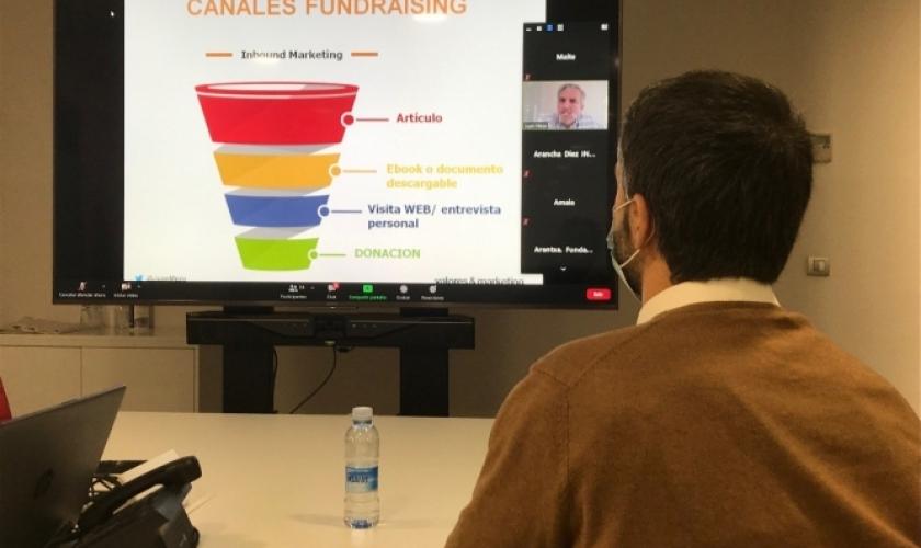 Acción formativa de InnovaSocial