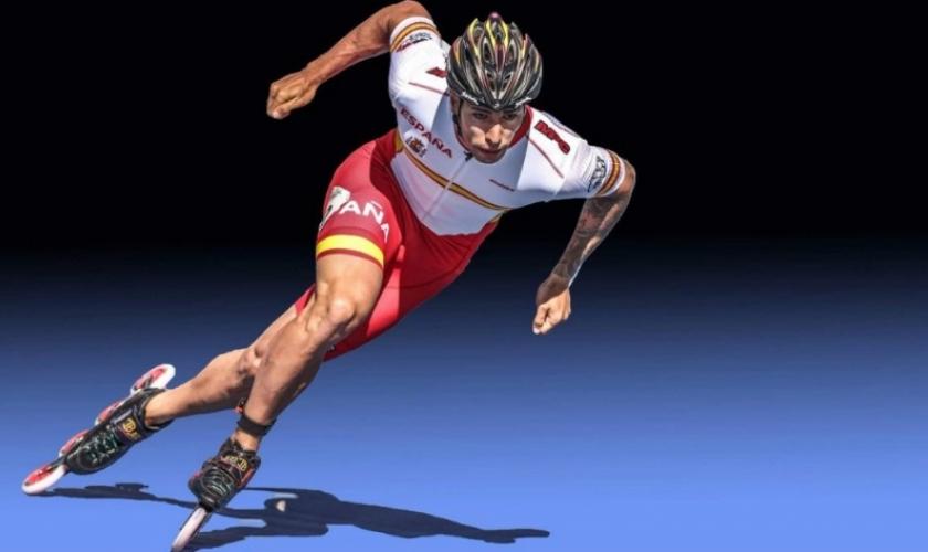 Ioseba Fernández, campeón mundial y record absoluto