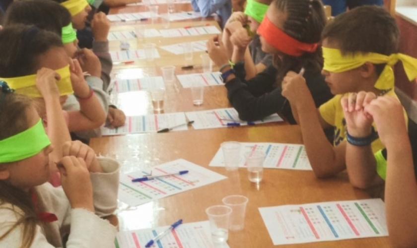 Fundación Caja Navarra y Josenea colaboran en las Colonias de Hondarribia