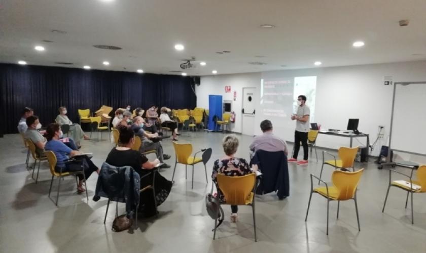 Fundación Caja Navarra impulsa #LabCIVICAN
