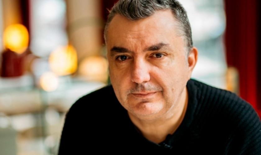 Manuel Vilas en Diálogos de Medianoche