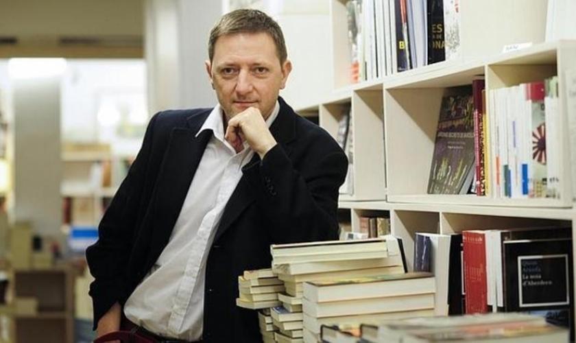 Ignacio Martínez de Pisón Diálogos de Medianoche (Gauerdiko Elkarrizketak) zikloan