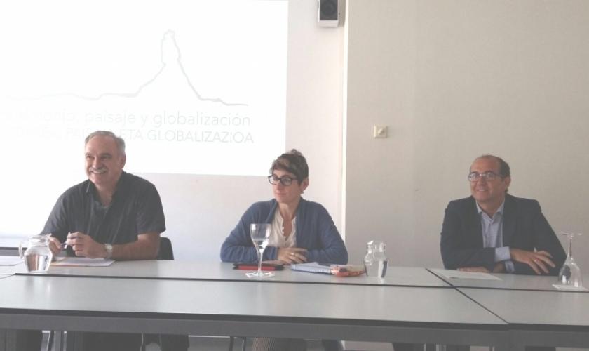 Presentación Simposio Nabarralde sobre Globalización