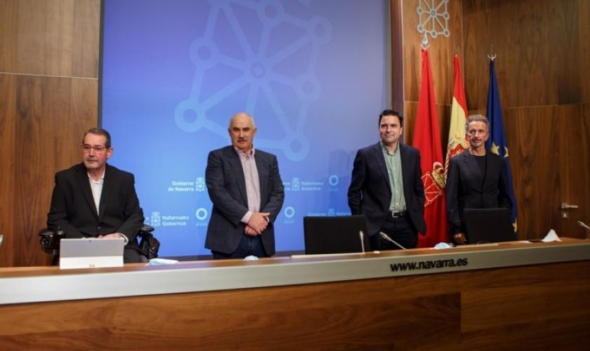 Fundación Caja Navarra y Gobierno de Navarra presentan el modelo de colaboración público-privada en vivienda social