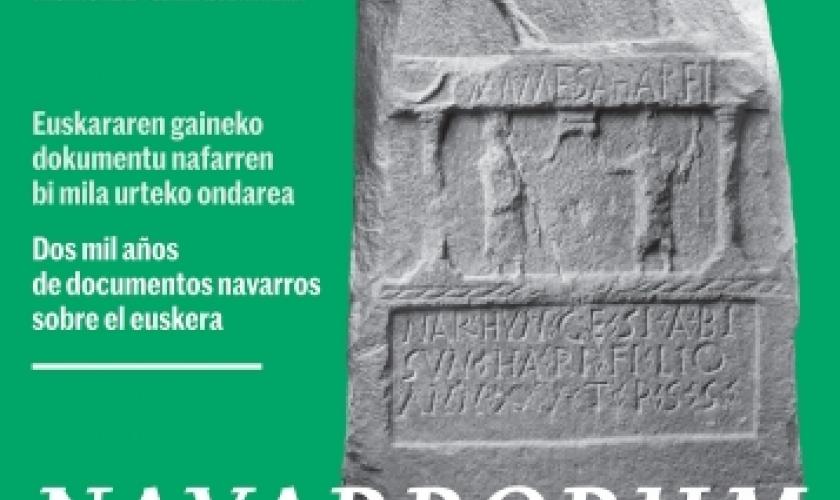 Navarrorum. Dos mil años de documentos navarros sobre el euskera