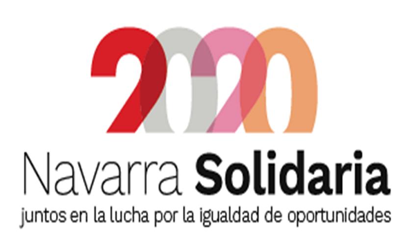 Un total de 62 proyectos de 130 entidades presentados a la convocatoria de Navarra Solidaria 2020