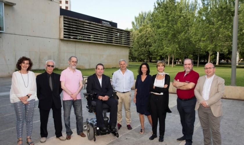 Encuentros institucionales del Patronato de Fundación Caja Navarra