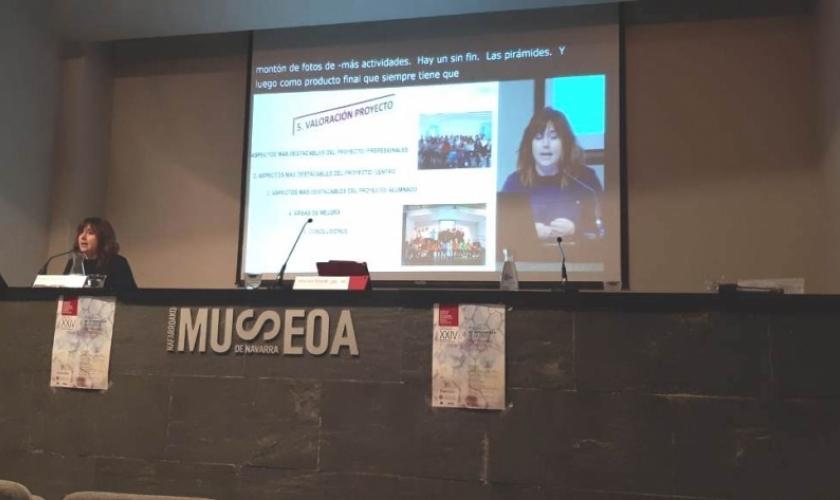 Isterria participa de unas jornadas de innovación educativa