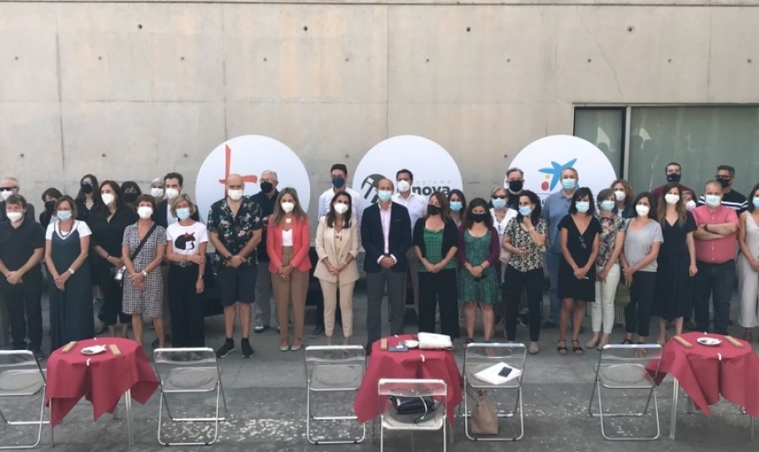 Presentación de los 55 proyectos apoyados por el Programa Innova