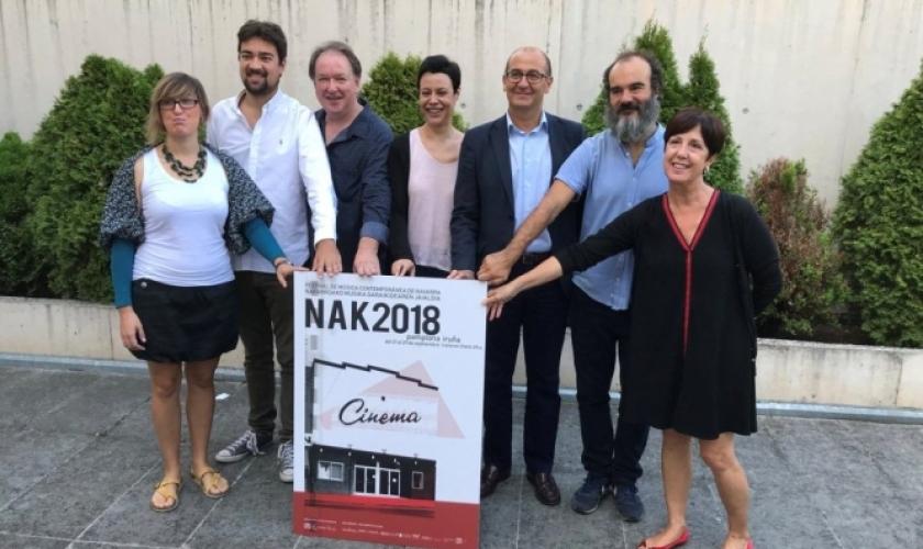 Inauguración del NAK en Civican