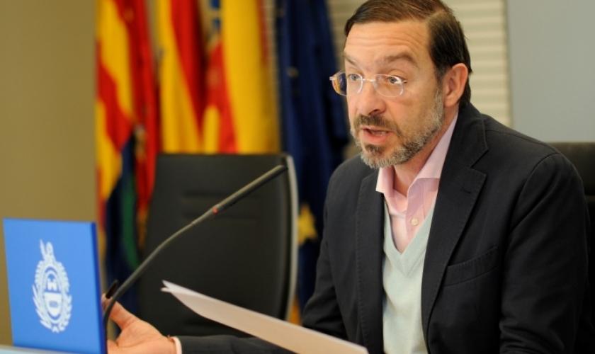 Conferencia de Antonio Luis Martínez-Pujalte en Civican