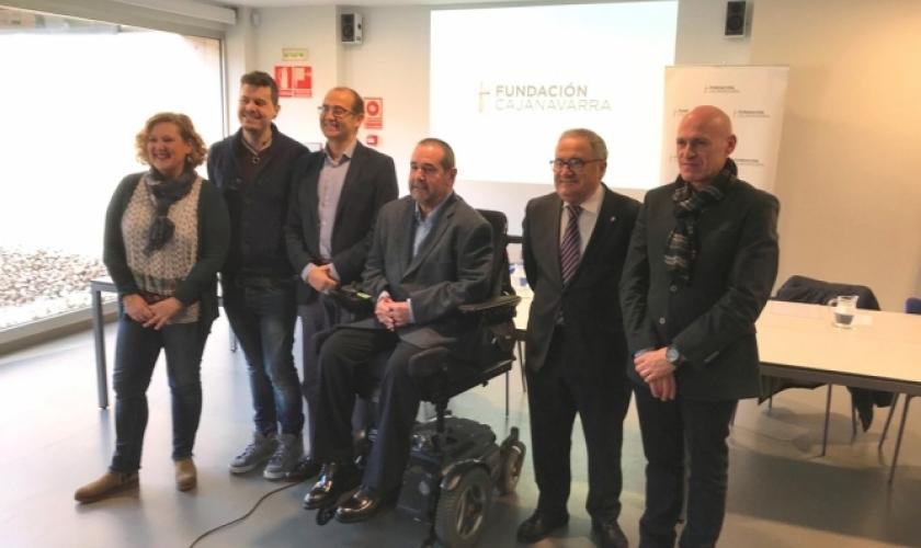 Fundación Caja Navarra destina 1.8 millones de euros a 263 proyectos de entidades navarras