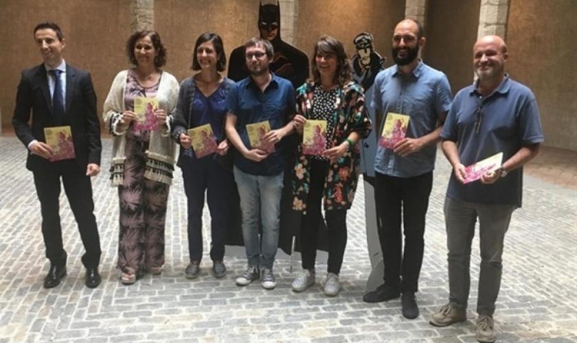 IX edición del Salón del Cómic de Navarra