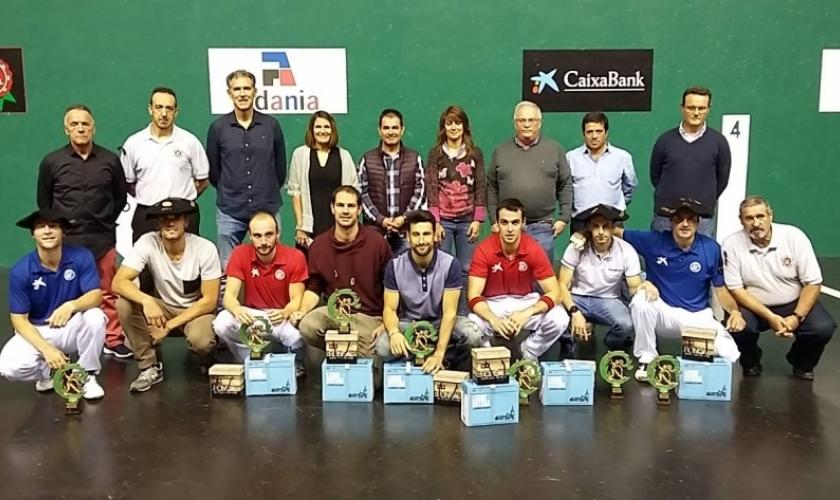 Trofeo San Fermín Txikito de pelota