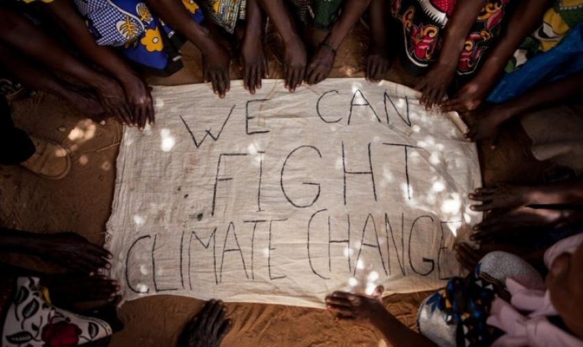 La acción humana y los recursos naturales