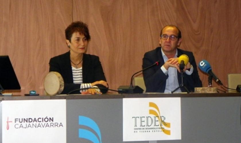 TEDER y Fundación Caja Navarra presentan los nuevos proyectos para Tierra Estella