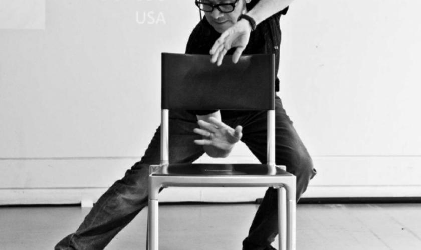 Conferencia bailada con Toni Jodar en Civican